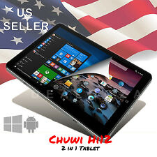 Chuwi Hi12 12-inch 4GB/64GB Tablet PC 2160x1440 Windows 10 + Android 5.1 Bundle