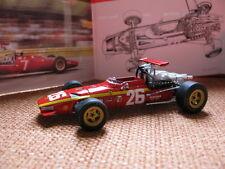 1/43 Ferrari 312 F1 #26 Winner French GP Rouen (1968) diecast
