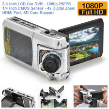 "TELECAMERA 1080P HANDY ACTION CAMERA 2.5"" LCD CAR DVR DIGITAL ZOOM 4X AV HDMI SD"