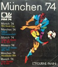 PANINI Munchen 74 (1974) ORIGINAL World Cup Sticker ALBUM *100% COMPLETE**