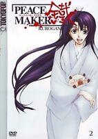 Peace Maker Kurogane - Vol. 2 Anime ( Anime auf Deutsch ) DVD NEU OVP