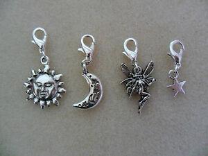 Clip On Charm - Bracelet, Handbag, Zip + Free Gift Bag