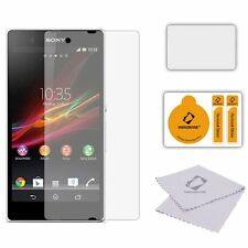 3 x Screen Protectors for Sony Xperia Z (C66) - Matte Display Guard Cover Film