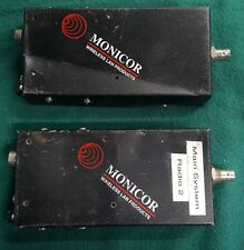 Broken As Is Monicor Ic 100 Mes Radio Modem Transceiver 450 470mhz 4800bps