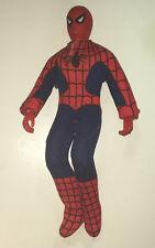 MEGO SPIDER-MAN ORIGINAL FIGURE, BODY 1974, HEAD 1972, TIGHT RIGHT LEG