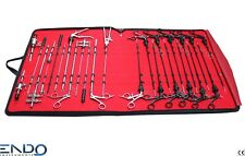 New Laparoscopy Laparoscopic Instruments Grasper Dissector Forceps Needle Holder