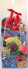 Marvel Ultimate Spider-Man Kids Boy's Fun Pack Birthday Gift 6 Piece Set NEW