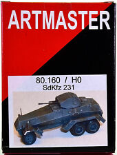 Artitec / Artmaster 80.160 – Bausatz Sonderkraftfahrzeug 231