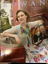 Rowan Knitting Magazine Number 51 - Like New, never used - 47 Designs