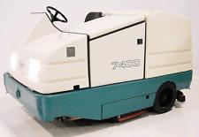 1 Week Hire of Industrial LPG Ride-on Floor Scrubber Drier - Tennant 7400