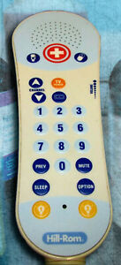 Hill-Rom P25104C331U-Z005028 Hand Held Remote Pillow Speaker / Call Button