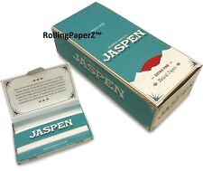 BOX of JASPEN Single Wide Cigarette Rolling Papers - 25 Packs/ 100 leaves each