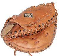 MacGregor Catchers Mitt Glove mccm300x Vintage Flex action Softball Right RHT