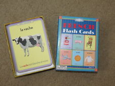 Euc eeBoo French flash cards (ages 5+)