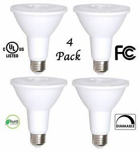 PAR30 LED Bulb 100W Replacement Indoor / Outdoor Dimmable Spot Light Bulb by Bio