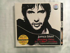 James Blunt Chasing Time Bedlam Sessions Japanese 2 Disc CD Set DTS Import