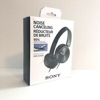 Sony MDR-ZX110NC Noise Cancelling Stereo Headphone MDRZX110NC GENUINE #4 NEW