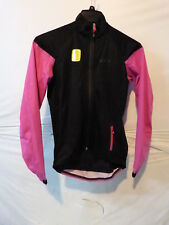 Louis Garneau Torrent Jacket Women's XS Black/Pink Retail $225