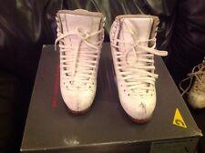 Graf EDMONTON Special Figure Skate Boots Size 3.0 M