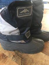 Artic Ridge lined Snow boots size 5 Blue
