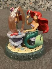 "Life According to Disney Princesses Ariel Little Mermaid  ""A Line"" Figurine"