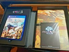 Final Fantasy XIV: A Realm Reborn Collector's Edition (PS4) only game&code used!