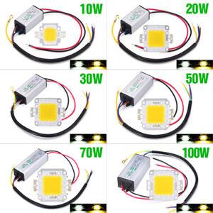LED Driver LED Chip Power Waterproof Supply High SMD 10W 20W 30W 50W 70W 100W