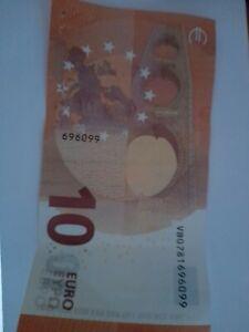 moneta cartacea euro coppia di 99
