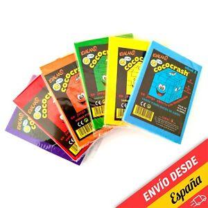 CocoCrash Lote de 6 colores con 6 niveles - Evapal Evaland Puzzle COCO-CRASH