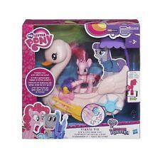 Mi Pequeño Pony La Amistad es Mágica Pinkie Pie fila y paseo Cisne Barco