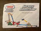 Thomas the Train Sky High Bridge Jump Replacement Part Instruction Manual
