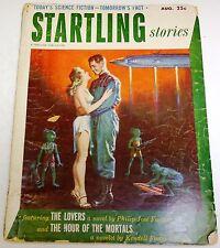 Startling Stories - US Pulp - Vol.27 No.1 – August 1952 - Philip Jose Farmer