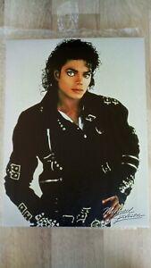Michael Jackson Canvas Wall Art 300mm x 400mm