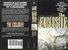 Carole Nelson Douglas The Exclusive autographed book cover