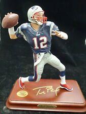 The Danbury Mint all star figurines Tom Brady #12