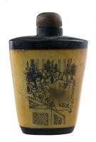 Bottiglia Bottiglietta Boccetta Arte Shunga Erotico Raro Curiosa 25356