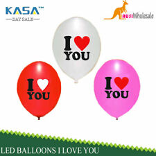 Party Birthday Weddings Led Balloons Genuine Helium Quality Light Up Large 12""