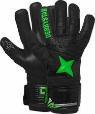 Derbystar Fußball Torwarthandschuhe Optimus Herren Kinder schwarz grün