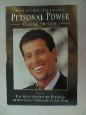 """ANTHONY ROBBINS """"PERSONAL POWER"""" - CLASSIC EDITION 7 DAY AUDIO CD Set"""