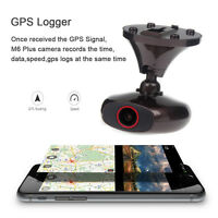 Ddpai M6 Plus WIFI Car Dash Video Recording HD 1440P DVR GPS Camera For Android