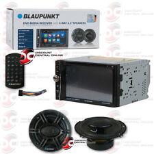 BLAUPUNKT CAR AUDIO PACKAGE 2DIN 6.2