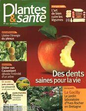 """Revue Santé """" Plantes & Santé Des Dents Saines pour la Vie   No 123 Avril  2012"""