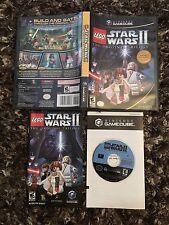 Nintendo Gamecube Star Wars II The Original Trilogy CIB Complete