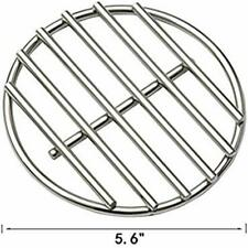 5.6 inch Stainless Steel High Heat Charcoal Fire Grate Mini Big Green Egg Grill