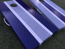 Classic Striped Custom Cornhole Set