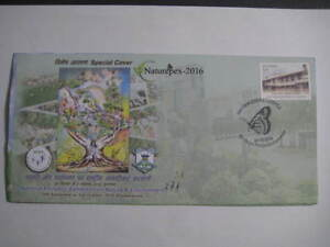 India 2016 Special Cover on National Philatelic Exhibition on Nature&Environment