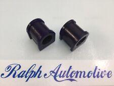 MITSUBISHI L200 96-07 K74 K76 K77 Front Anti Roll Bar ARB Bush Set Poly soluzione