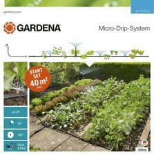 Gardena Micro-Drip-System Start-Set Pflanzflächen (13015-20)