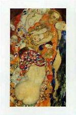 Gustav Klimt - Die Braut Bild Poster Kunstdruck (50x40cm) #35316