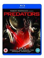 Predators [Blu-ray] [DVD][Region 2]